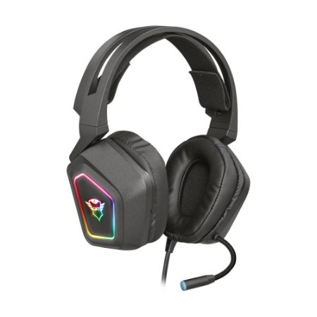Headset Gamer Trust Blizz 7.1 GTX-450 RGB com fio - PC