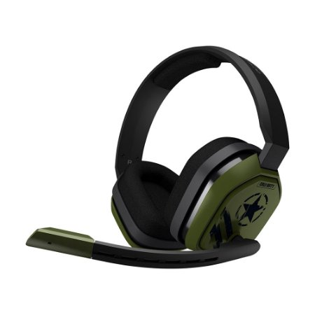 Headset Gamer Astro A10 Call of Duty com fio - Multiplataforma
