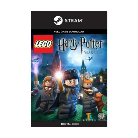 Jogo LEGO Harry Potter: Years 1-4 (Mídia Digital) - PC