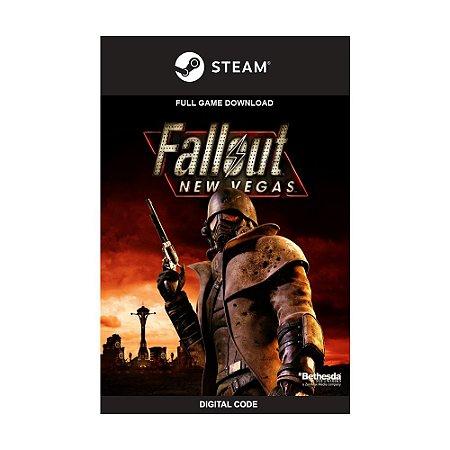 Jogo Fallout: New Vegas (Mídia Digital) - PC