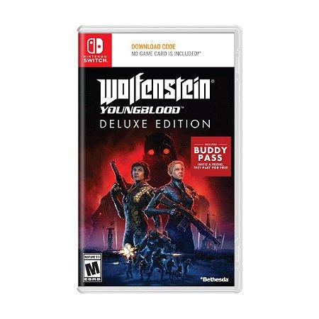 Jogo Wolfenstein: Youngblood (Deluxe Edition) - Switch