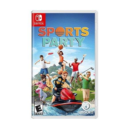 Jogo Sports Party - Switch