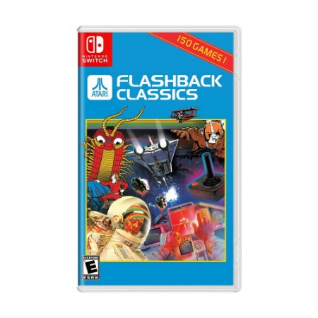 Jogo Flashback Classics - Switch