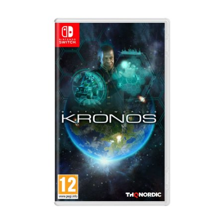 Jogo Battle Worlds: Kronos - Switch