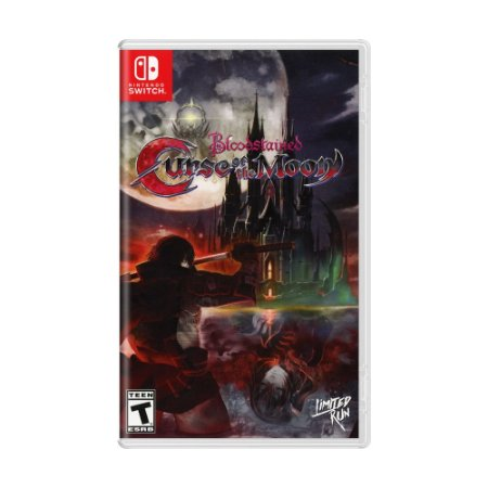 Jogo Bloodstained: Curse of the Moon - Switch