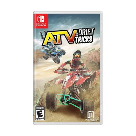 Jogo ATV Drift & Tricks - Switch