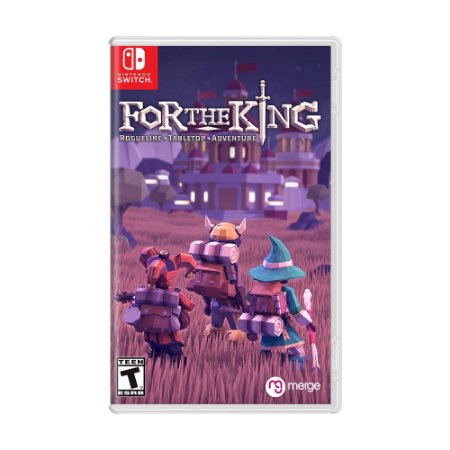 Jogo For The King - Switch