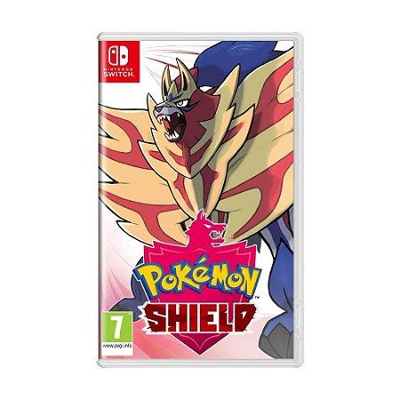 Jogo Pokémon Shield - Switch