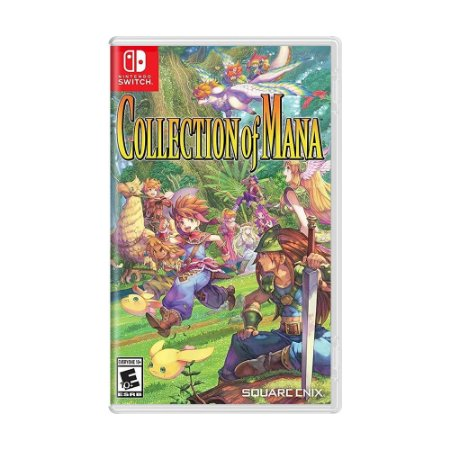 Jogo Collection of Mana - Switch