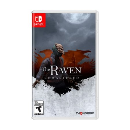 Jogo The Raven Remastered - Switch
