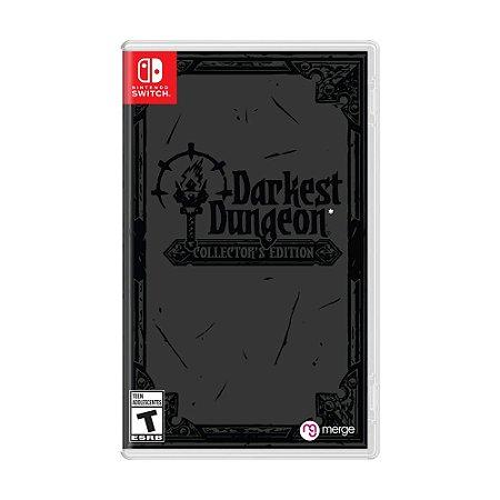 Jogo Darkest Dungeon Collector's Edition - Switch
