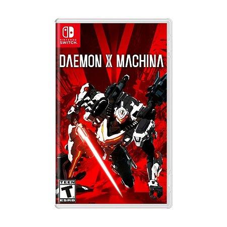 Jogo Daemon X Machina - Switch