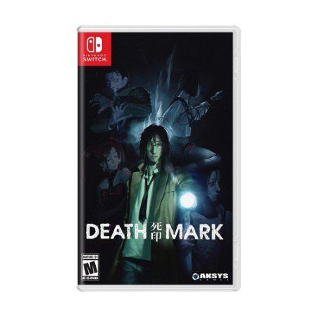 Jogo Death Mark - Switch