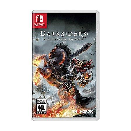 Jogo Darksiders Warmastered Edition - Switch