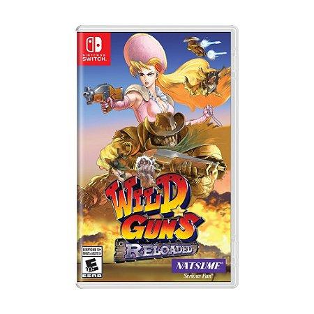 Jogo Wild Guns Reloaded - Switch