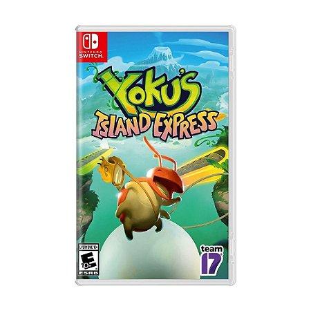 Jogo Yoku's Island Express - Switch