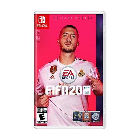 Jogo FIFA 20 (Edición Legado) - Switch