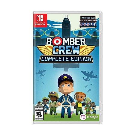 Jogo Bomber Crew (Complete Edition) - Switch