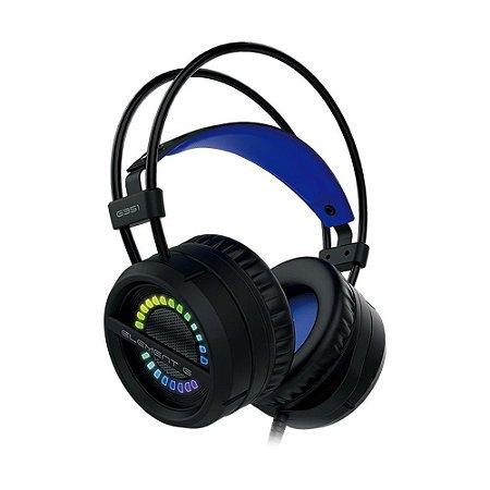 Headset Gamer Element G G351 7.1 RGB com fio - PC