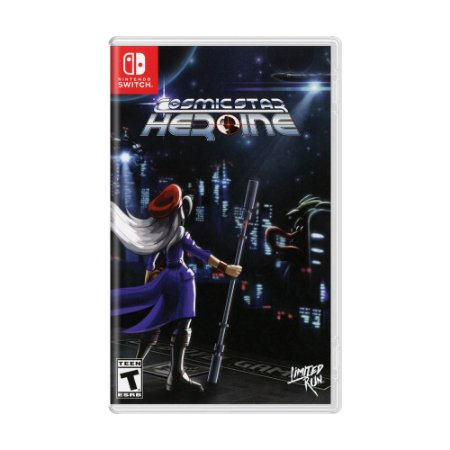Jogo Cosmic Star Heroine - Switch