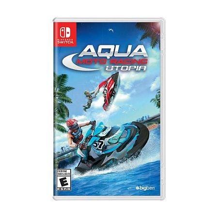 Jogo Aqua Moto Racing Utopia - Switch