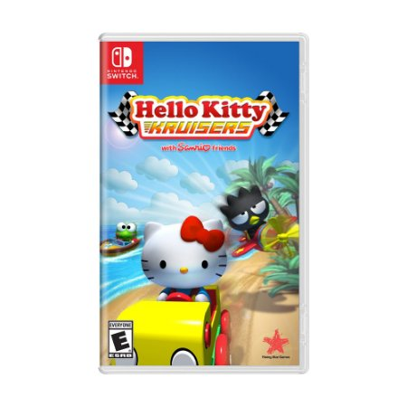 Jogo Hello Kitty Kruisers - Switch