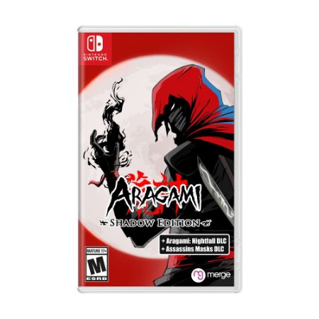 Jogo Aragami (Shadow Edition) - Switch