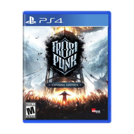 Jogo Frostpunk: Console Edition - PS4