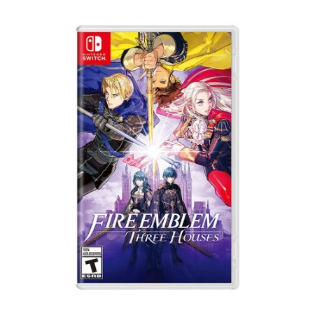 Jogo Fire Emblem: Three Houses - Switch