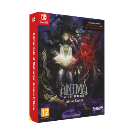 Jogo Anima Gate of Memories (Arcane Edition) - Switch