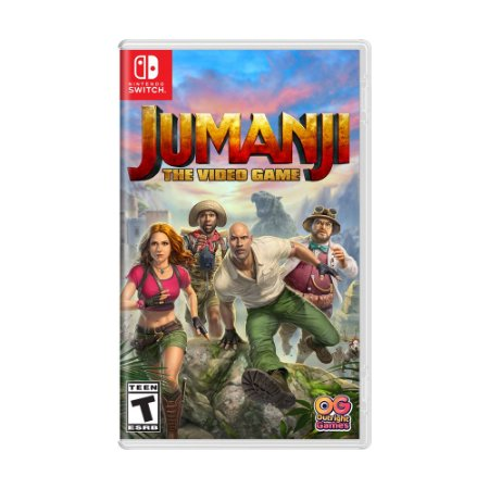 Jogo Jumanji: The Video Game - Switch