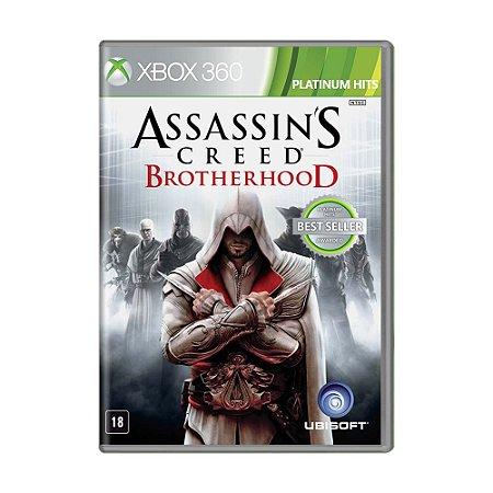 Jogo Assassin's Creed: Brotherhood - Xbox 360