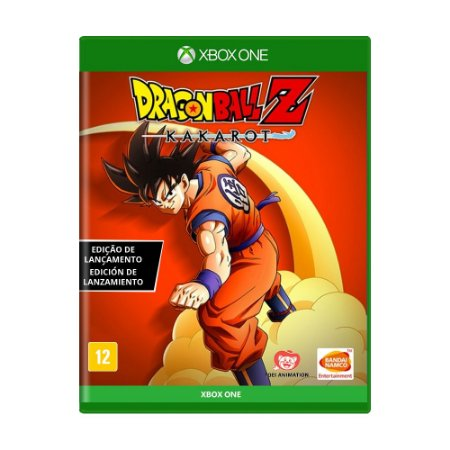 Jogo Dragon Ball Z: Kakarot (Edição de Lançamento) - Xbox One