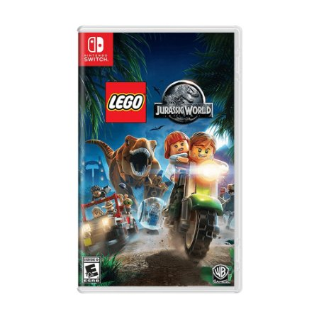 Jogo LEGO Jurassic World - Switch