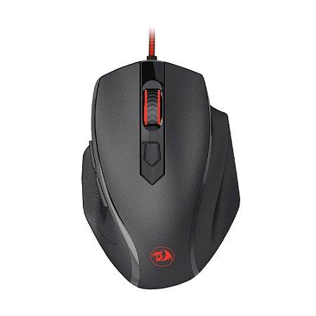Mouse Gamer Redragon Tiger 2 3200dpi com fio