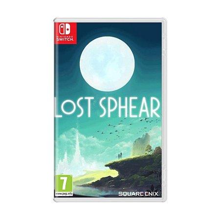 Jogo Lost Sphear - Switch
