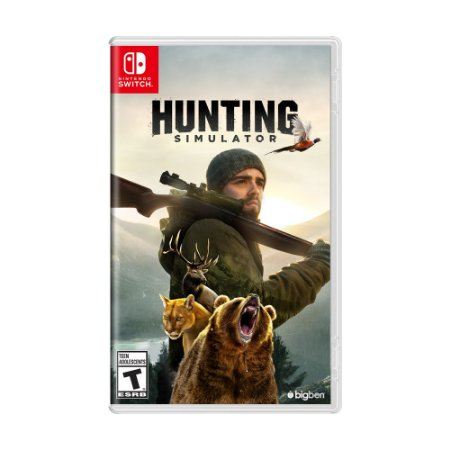 Jogo Hunting Simulator - Switch