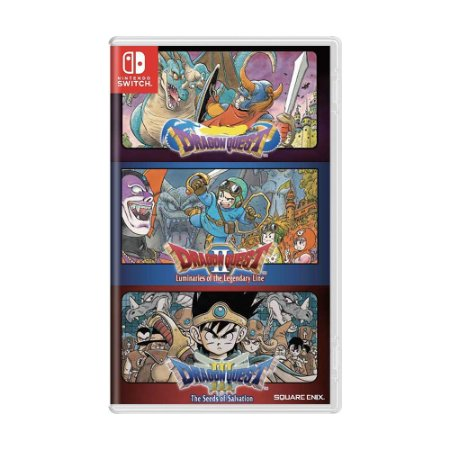Jogo Dragon Quest Collection - Switch