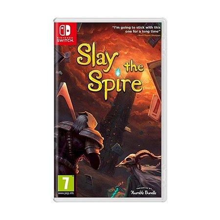 Jogo Slay the Spire - Switch