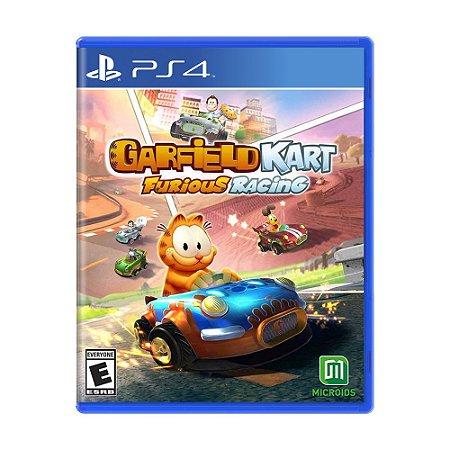 Jogo Garfield Kart: Furious Racing - PS4
