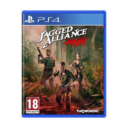 Jogo Jagged Alliance: Rage! - PS4