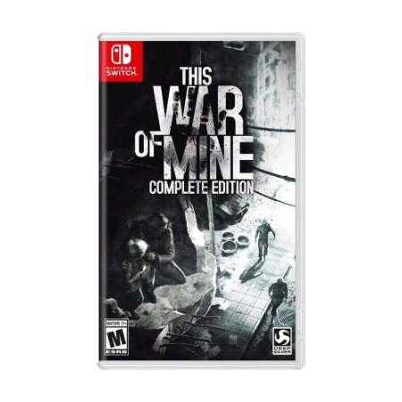Jogo This War of Mine (Complete Edition) - Switch