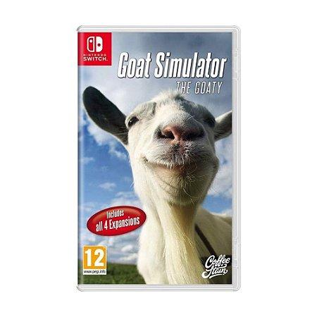 Jogo Goat Simulator: The GOATY - Switch