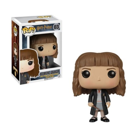 Boneco Hermione Granger 03 Harry Potter - Funko Pop