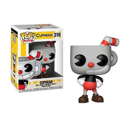 Boneco Cuphead 310 Cuphead - Funko Pop