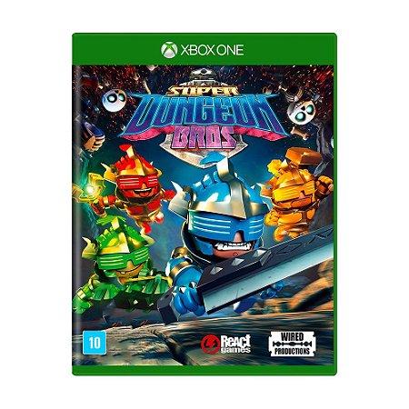 Jogo Super Dungeon Bros - Xbox One