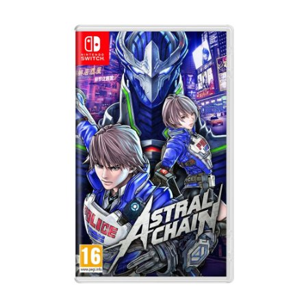 Jogo Astral Chain - Switch