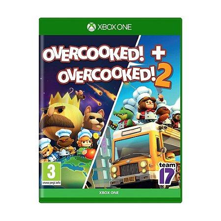 Jogo Overcooked! + Overcooked! 2 - Xbox One