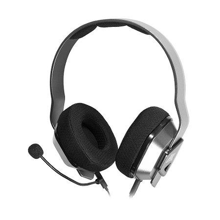 Headset Gamer Galax Xanova Ocala-U 7.1 Cinza com fio - PC