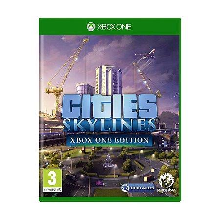 Jogo Cities: Skylines (Xbox One Edition) - Xbox One